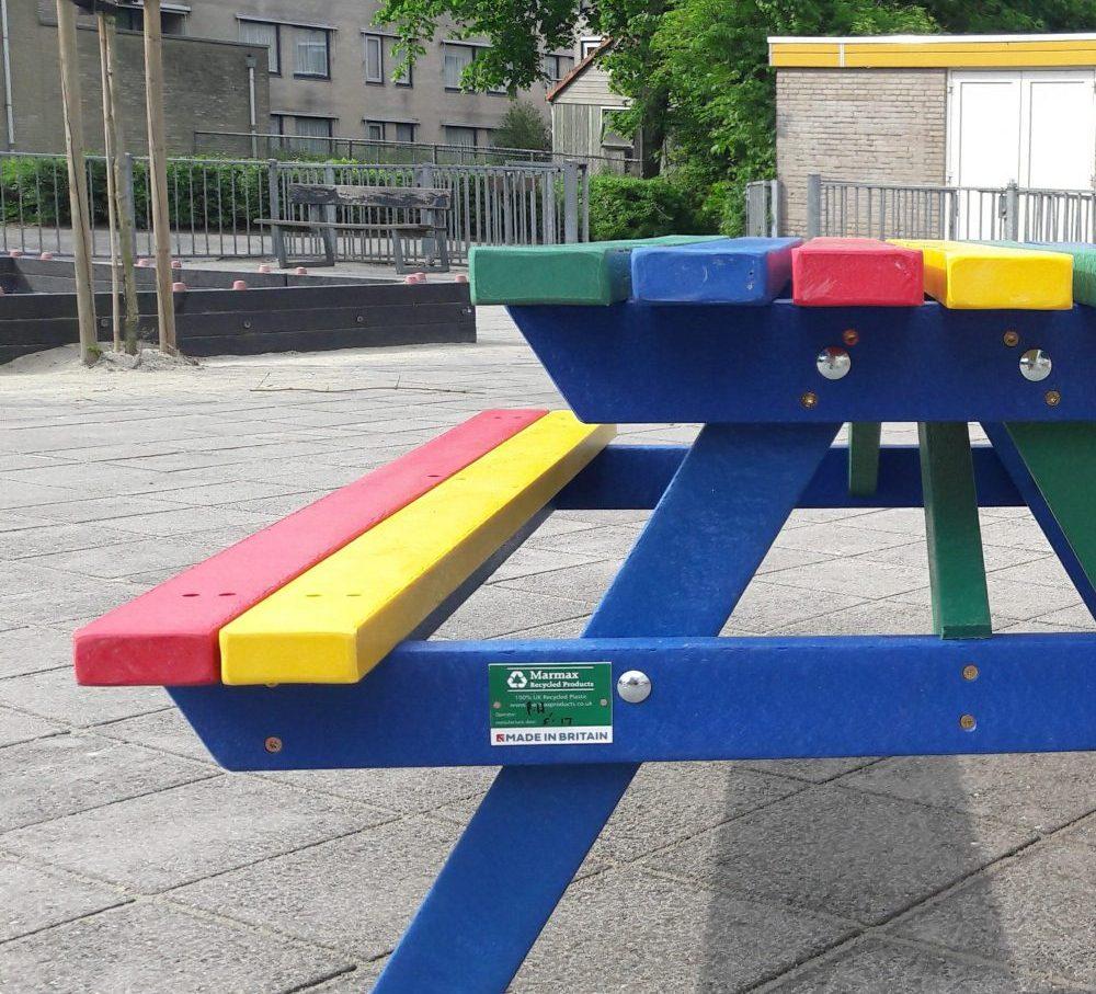 Marmax Picknickset Junior Regenboog