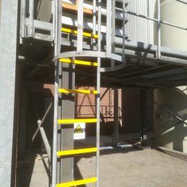 GripFactory PolyGrip Laddersporten