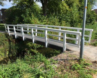 Venhuizen, fiets- en voetgangersbrug