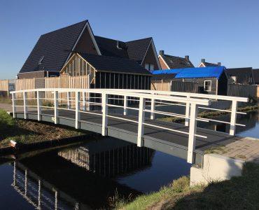 Rottum, fiets- en voetgangersbrug
