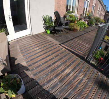 Groningen, gripstrook